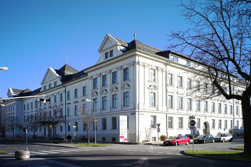 Architekt Omansiek - Architekturbüro Klagenfurt Kärnten Palais Sterneck Bild1