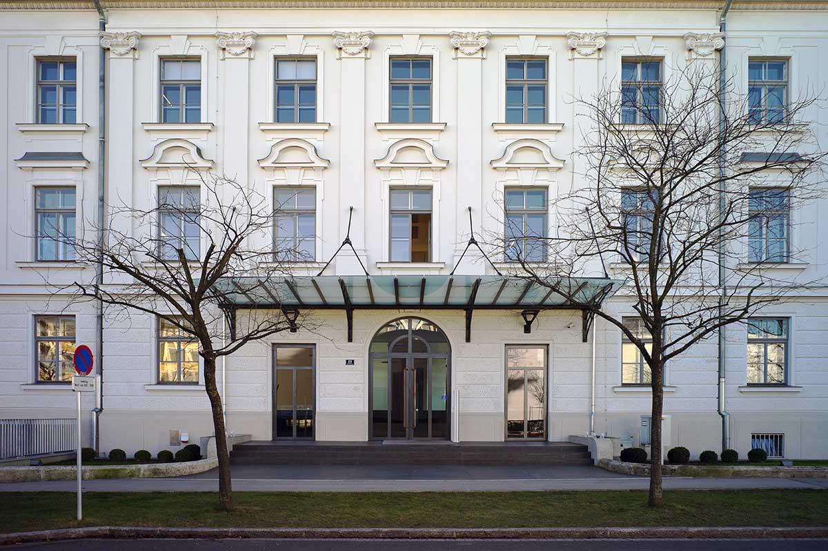 Architekt Omansiek - Architekturbüro Klagenfurt Kärnten Palais Sterneck Bild 2