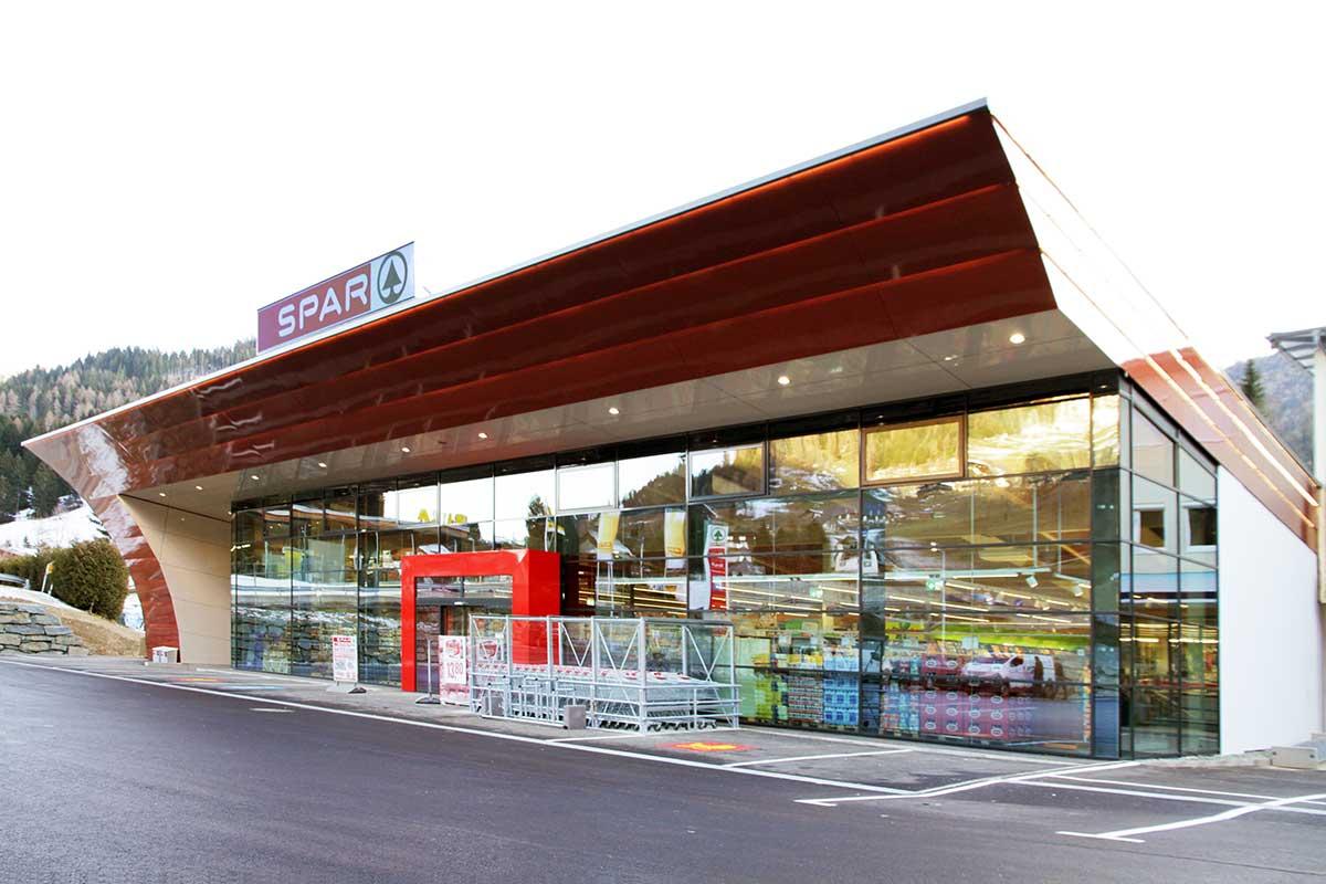 Architekt Omansiek - Architekturbüro Klagenfurt Kärnten Spar Bad Kleinkirchheim Bild 2