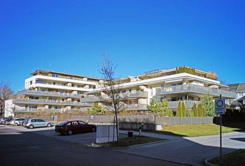 Architekt Omansiek - Architekturbüro Klagenfurt Kärnten BEBAUUNG STERNECKSTRASSE Bild 2