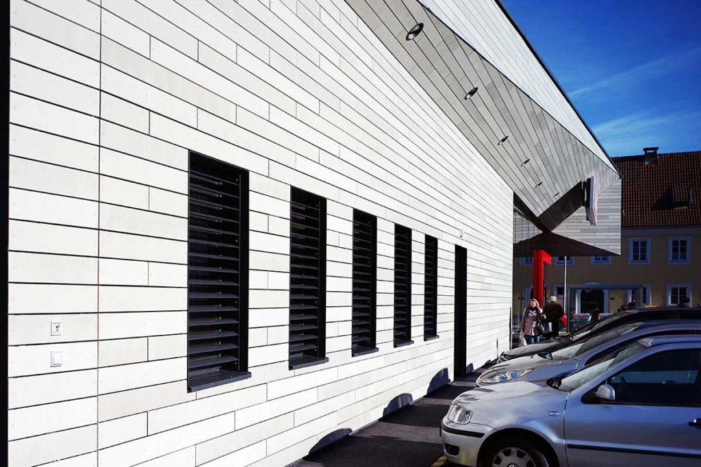 Architekt Omansiek - Architekturbüro Klagenfurt Kärnten Spar Maria Platzer Straße Bild 2