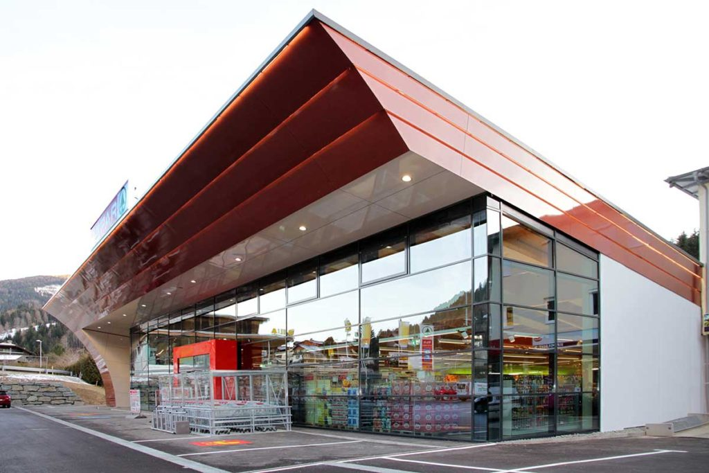 Architekt Omansiek - Architekturbüro Klagenfurt Kärnten Spar Bad Kleinkirchheim Bild 3