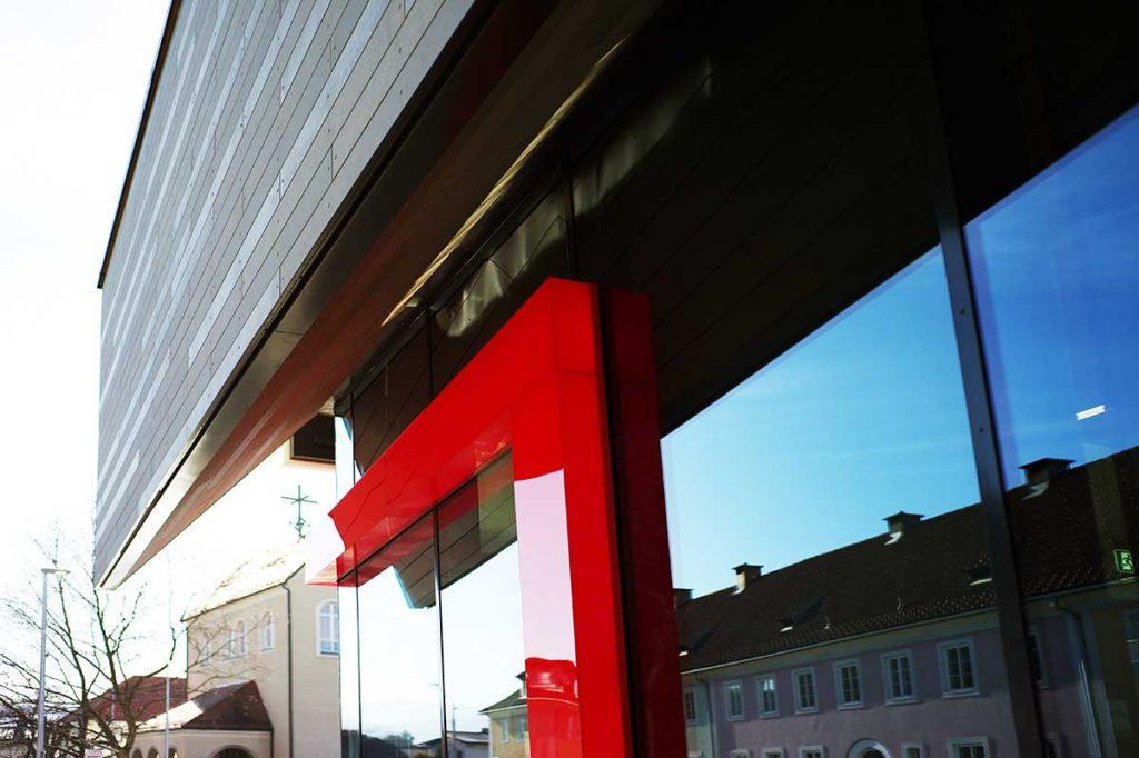 Architekt Omansiek - Architekturbüro Klagenfurt Kärnten Spar Maria Platzer Straße Bild 3