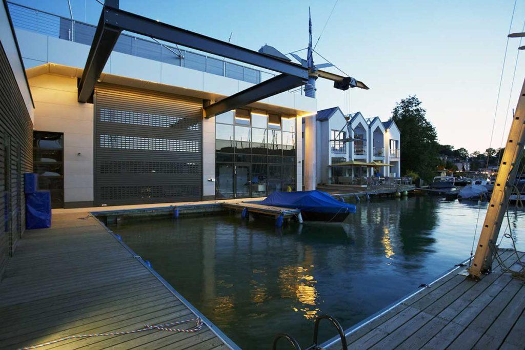 Architekt Omansiek - Architekturbüro Klagenfurt Kärnten Bootswerft Schmalzl Bild 5