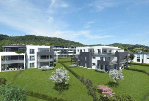 Architekt Omansiek - Architekturbüro Klagenfurt Kärnten Wohnpark Pörtschach Featured Image 1