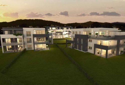 Architekt Omansiek - Architekturbüro Klagenfurt Kärnten Wohnpark Pörtschach Featured Image 2