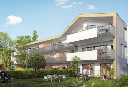 Architekt Omansiek - Architekturbüro Klagenfurt Kärnten wohnprojekt kinkstrasse feature 2