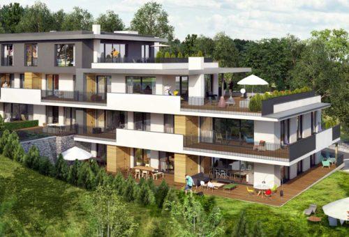 Architekt Omansiek - Architekturbüro Klagenfurt Kärnten wohnprojekt St. Primusweg feature 1