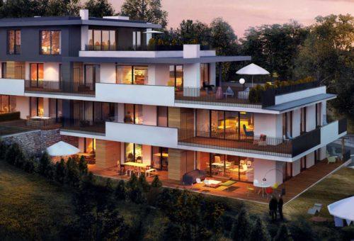 Architekt Omansiek - Architekturbüro Klagenfurt Kärnten wohnprojekt St. Primusweg feature 2
