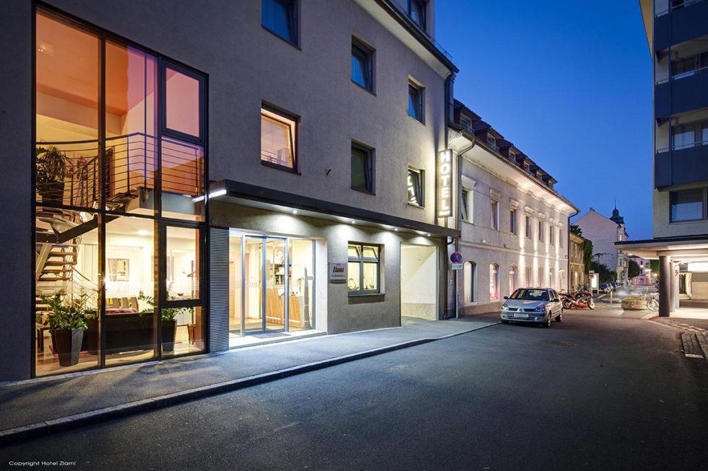 Architekt Omansiek - Architekturbüro Klagenfurt Kärnten Pension Zlami Bild 1