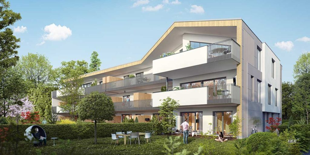 Architekt Omansiek - Architekturbüro Klagenfurt Kärnten Wohnprojekt Kinkstraße Bild 2